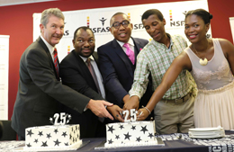 NSFAS celebrates its 25th anniversary​